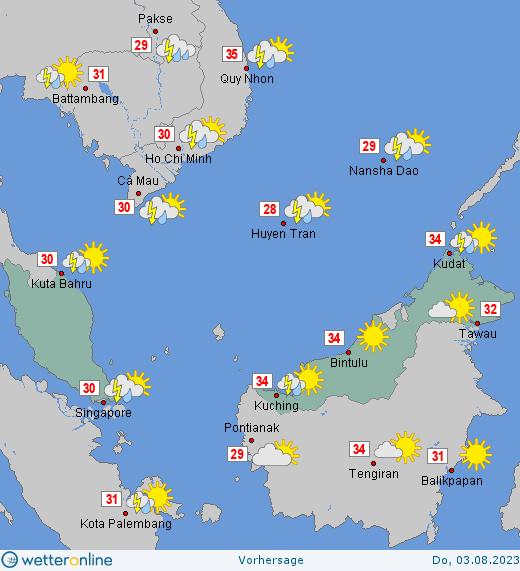 wetter malaysia