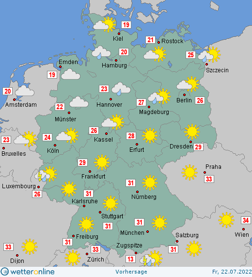 Wetter Bremen Wettervorhersage Und Wetteraussichten Für Bremen