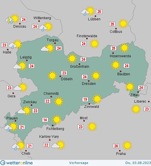 Regenprognose Hessen