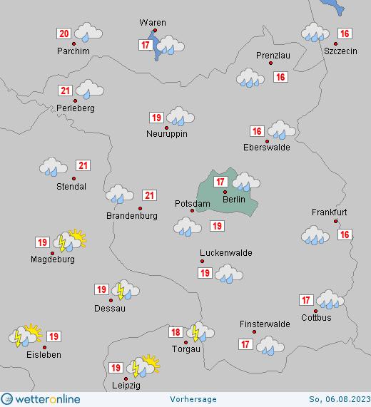 Wetter Berlin Heute