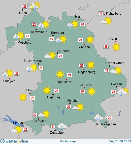 Wetter Heute In Münster
