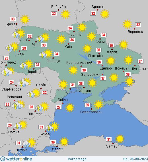 Wetter In Kiev