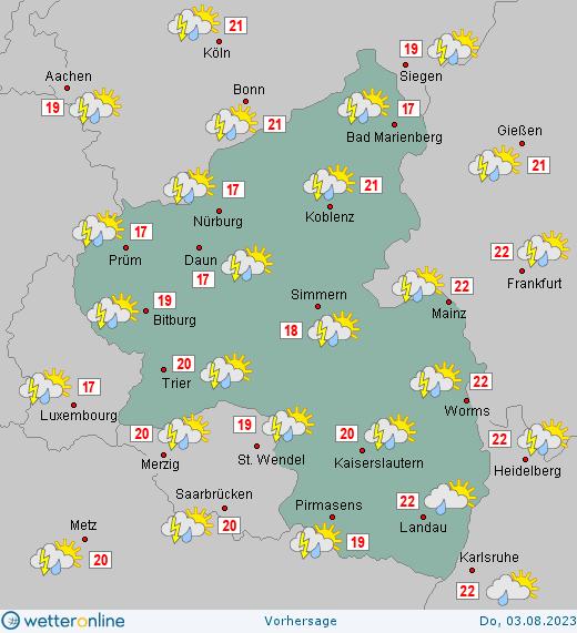 Wetter Mainz 14 Tage 1 15 Tage Wettertrend Antonio Vivaldieu