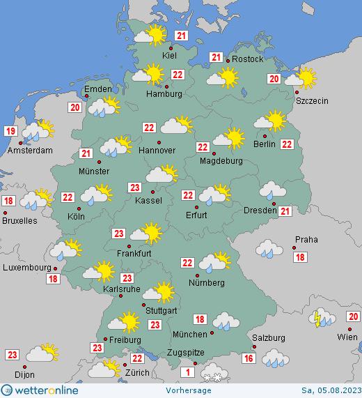 Wetter Online Homburg