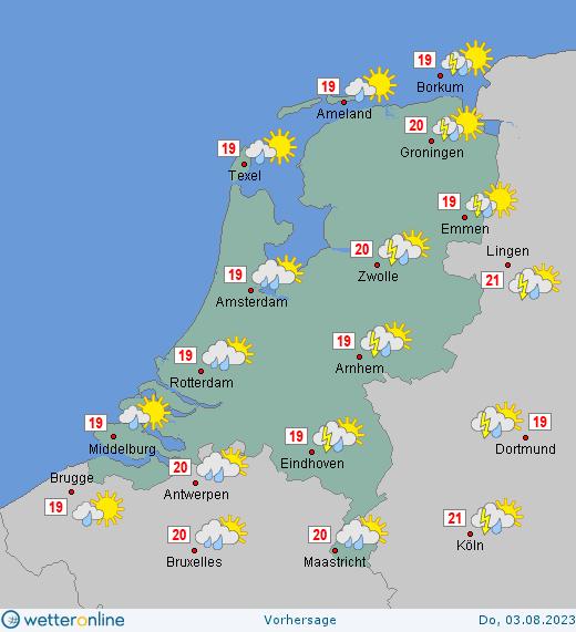 Wetterkarte Baden Württemberg Aktuell
