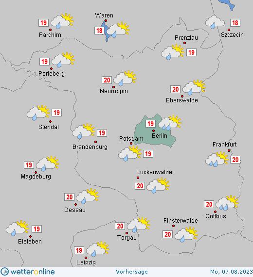 Wetter Berlin Wetteronline