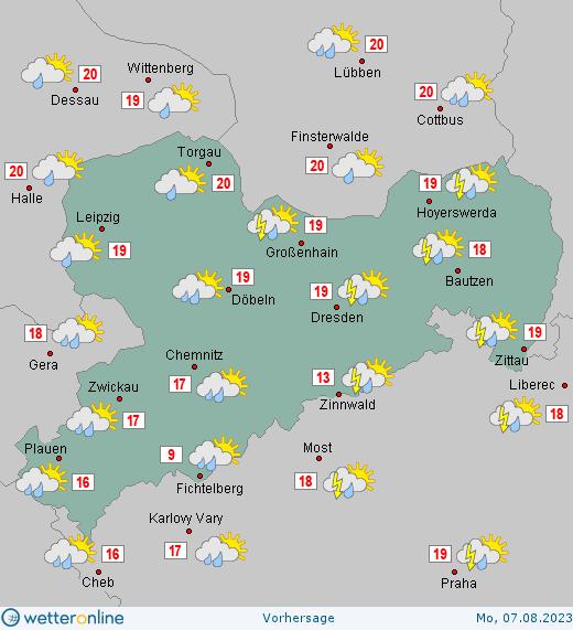 Wetter Sachsen Wetteronline