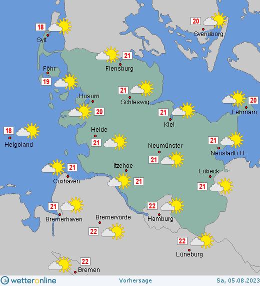 Wetter Heute In Schleswig