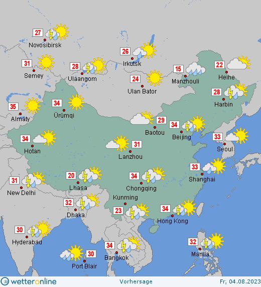 Wetter China