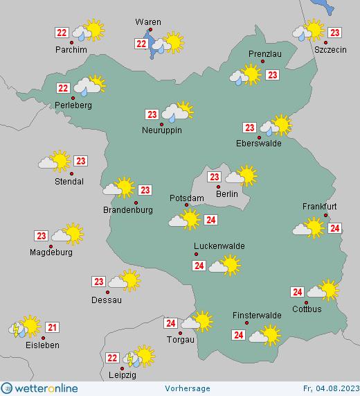 Wetter Brandenburg