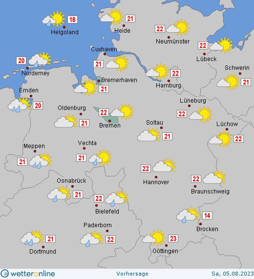 Wetter In Bremen Heute