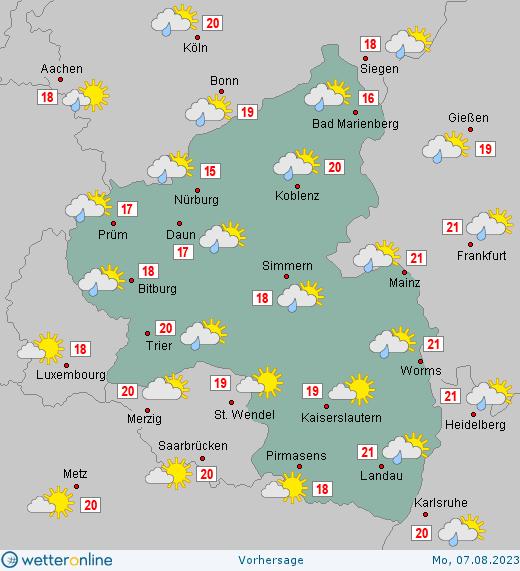 Rheinland Pfalz Wetter