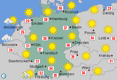 Wetter Heute In Köln