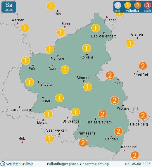 Wetter Gimbsheim