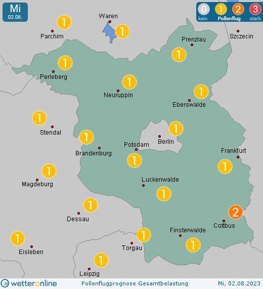 Wetter In Eisenhüttenstadt