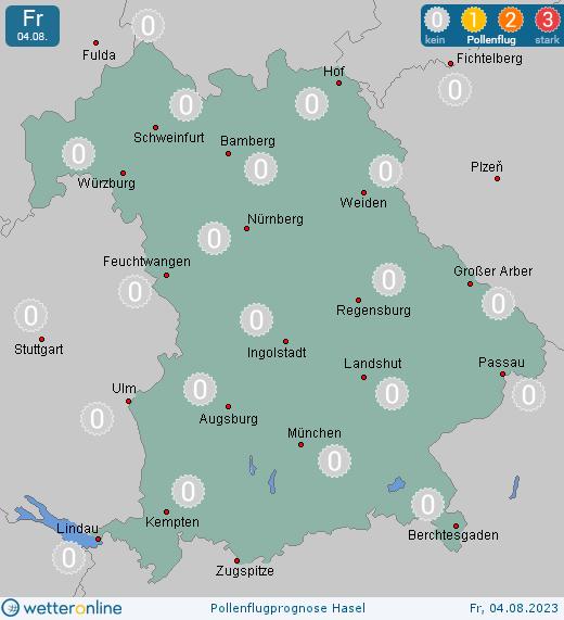 Pollenflug Hessen Aktuell