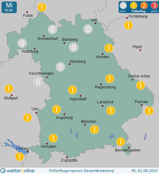 Wetter Wittislingen