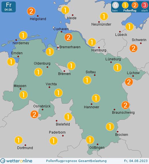 Wetter In Hohenhameln