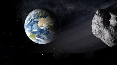 Asteroid Fliegt An Erde Vorbei Begegnung Ohne Jede Gefahr