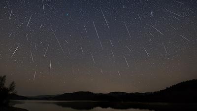 Viele Sternschnuppen Am Freitag Die Quadrantiden Kommen