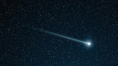 Sternschnuppen Regnen Vom Himmel Die Perseiden Vor Dem Hohepunkt