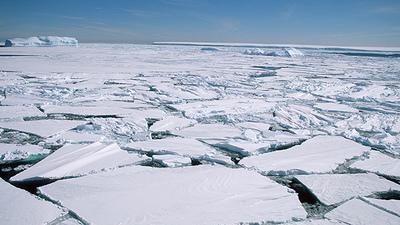 Südpol wetter
