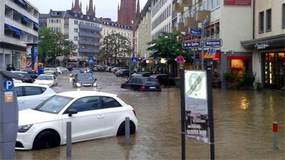 Wetter Heute Wiesbaden