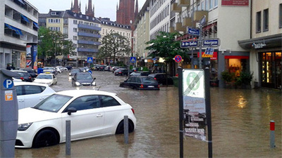 Wetter In Mainz Heute