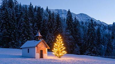 Schnee Zu Weihnachten 2021