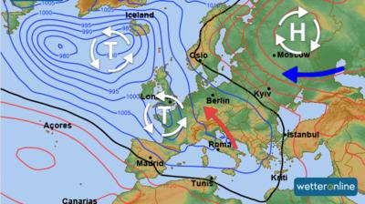 Wetter Hamburg 14 Tage Trend