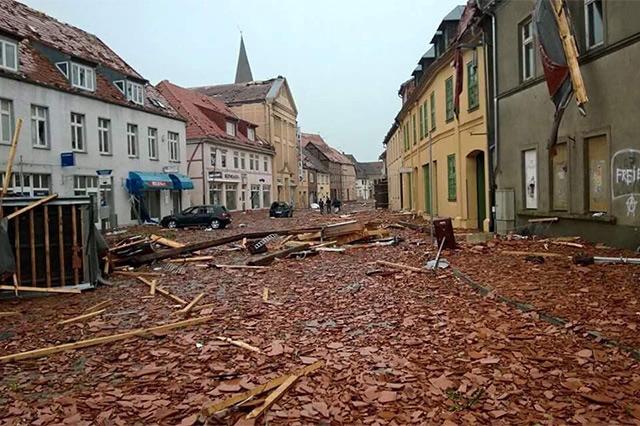 Wetter Rostock Online