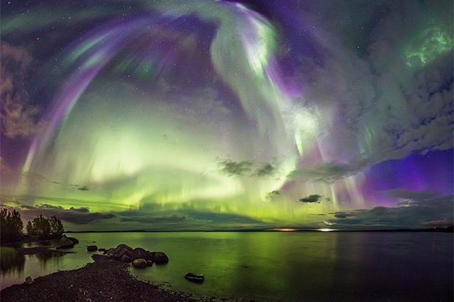 Polarlichte