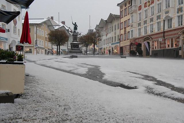 Unwetter Regensburg Gestern