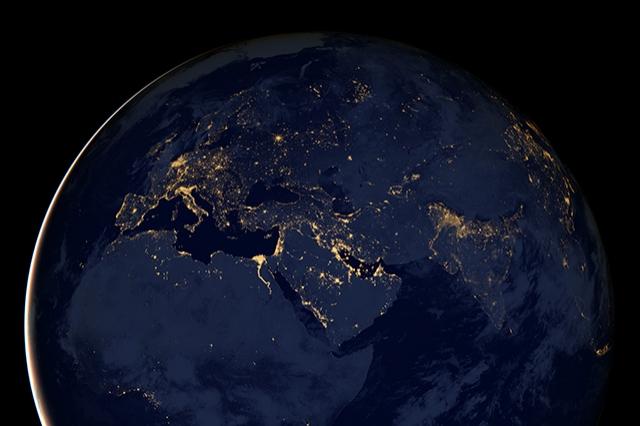 Unsere Erde Bei Nacht Fotostrecke Wetteronline