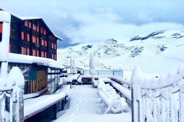 WO-Foto Alpen-Winter im August 2017