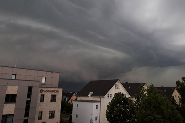 Regenradar Hildesheim