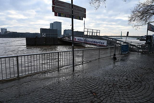 Wetterrückblick Köln