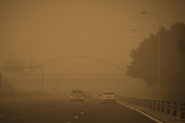 Sandsturm Kanaren Aktuell
