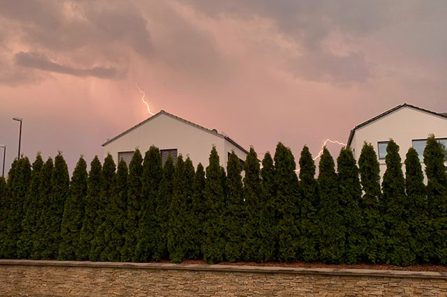 Regenradar Ingolstadt