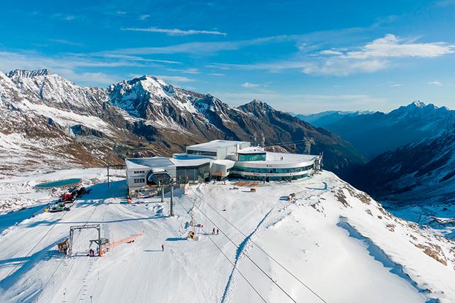 Wetter österreich Alpen