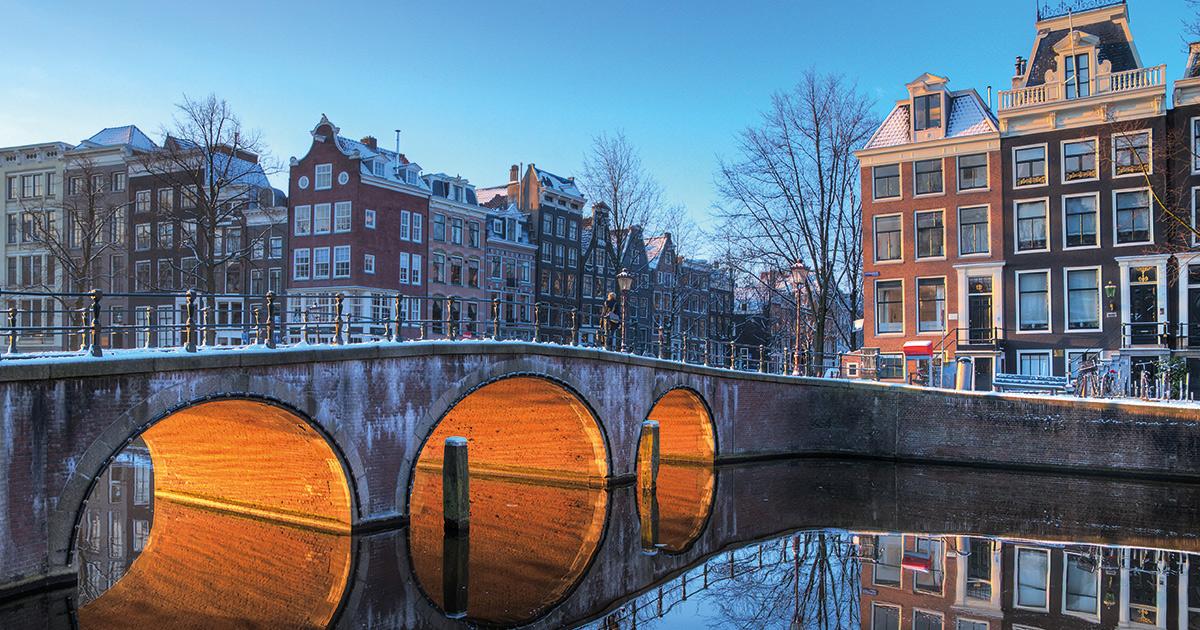 Wetter In Amsterdam Für 14 Tage