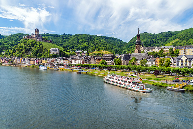 Wetter Cochem Mosel 14 Tage