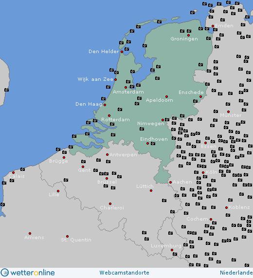 Wetter Niederlande Wetteronline