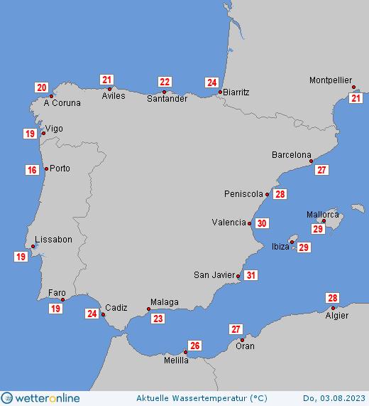 Teplota Atlantiku