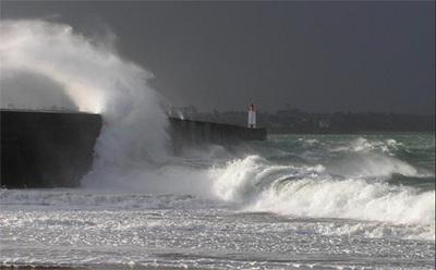Wetternews An Der Nordsee St Rmisch Schwere Gewitter In Alpenn He Wetteronline