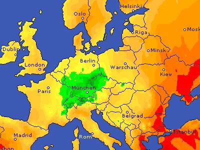 kältesten tage deutschland
