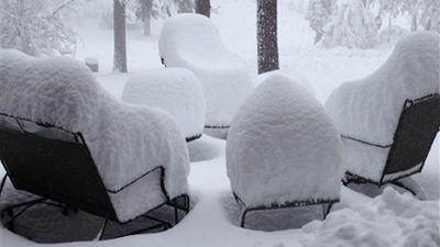 Usa Schneesturm Aktuell