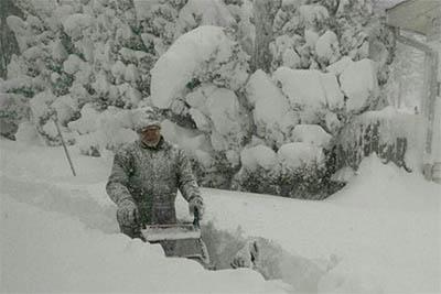 zinnwald schneehöhe aktuell