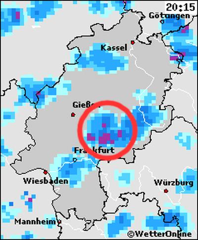 Temperatur Frankfurt Aktuell